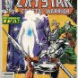 Saga of Crystar (1983 series) #2 Marvel Comics July 1983 GD