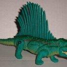 Jurassic Park Dimetrodon Dinosaur from 2 Pack Hasbro 2004 Loose Used