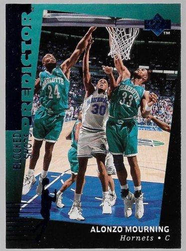 1994-95 Upper Deck Predictor League Leaders Basketball Card