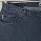 LIZ & ME SIZE 26W SHORT BLUE DENIM JEANS MEDIUM WASH 5-POCKETS XLNT CONDITION!