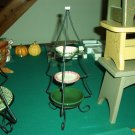 Henn Workshops wrought iron mini Christmas Tree Stand