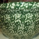 "Henn Workshops green Sponged 6"" mixing bowl"