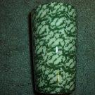 Henn Workshops green sponged 14 oz. tumblers set of 2