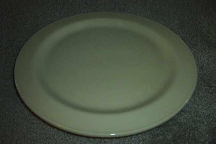 Henn Workshops cream salad plates set of 2