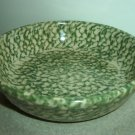 Henn Workshops green sponged small pasta harvest bowls set of 2