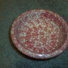 Henn Workshops rose sponged porridge bowls set of 2