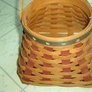Henn Workshops 2004 old glory stars & stripes amish egg gathering  basket