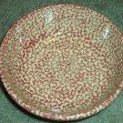 Henn Workshops rose sponged small pasta harvest bowls set of 2