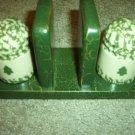 Henn Workshops Christmas tree salt/pepper set