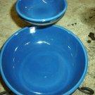 Henn Workshops sapphire blue fiesta & medium pasta