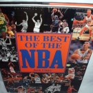 The Best Of The NBA Basketball Book by Jack Clary 1994
