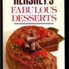 1990 Hershey's Fabulous Desserts Cookbook