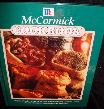 1991 McCormick Cookbook by McCormick Schilling Culinary Center