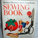 1970 Better Homes and Gardens Sewing Book (5) Ring Binders Meredith Corporation 2nd Edition