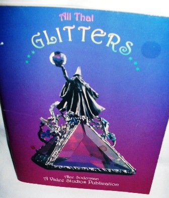 All That Glitters by Alee Soderman Valee Studios Craft Book Softcover 1989