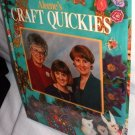 Arleene's Craft Quickies Craft Book 1995 Oxmoor House Hardcover First Printing