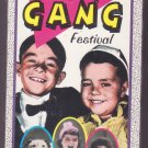 Our Gang Comedy Festival Volume One Mint Condition 1993 w/ Spanky and Alfalfa