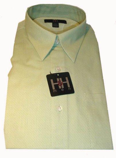 Hilliard and Hanson Men's Long Sleeve Dress Shirt SZ 16-16 1/2  NEW