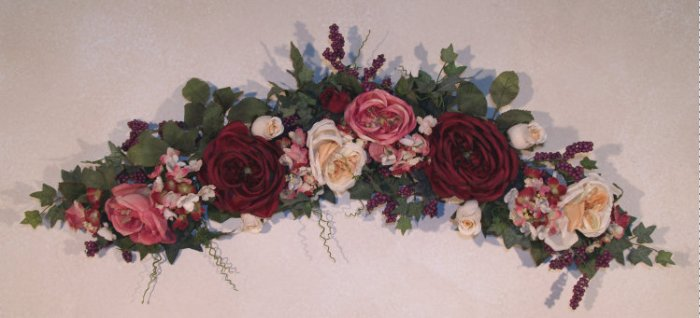 English Rose Arch