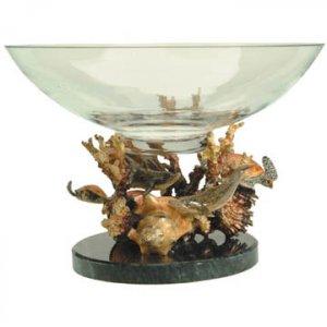 Imperial Sea Kingdom Centerpiece Bowl