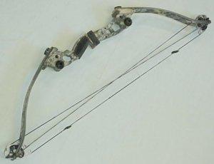 Pat Norris Orion Elite Compound bow