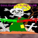 Purple Halloween Slime Props