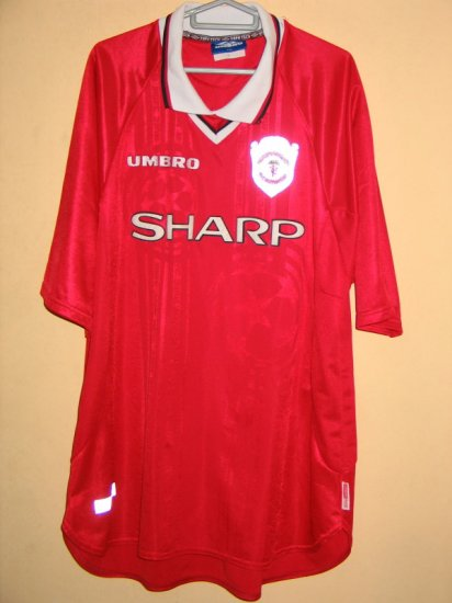Manchester United CL 1998-1999 Jersey