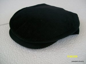 COPPOLA THE TRADITIONAL SICILIAN HAT!! flat cap handmade hat italy