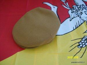 COPPOLA THE TRADITIONAL SICILIAN HAT!! flat cap italy handmade