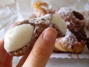 10 CANNOLI KIT AND SECRETS from SICILIA -italy --  pp FREE