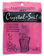 Crystal Soil Pink cube shape 8gm