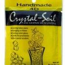 Crystal Soil Yellow Cube shape 8gm