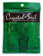 Crystal Soil Green Cube Shape 8gm packs