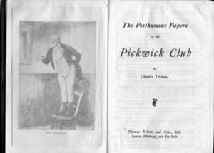 Pickwick Papers Vol. 1