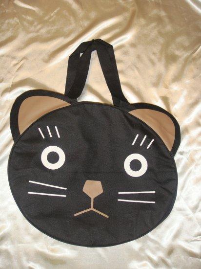 Black cat bag