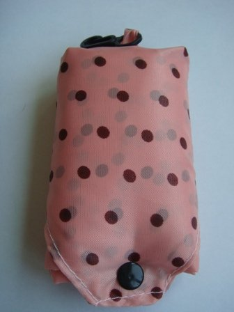 Polka-dotted magic bag