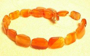 15 x 20 mm CARNELIAN Bracelet Beads