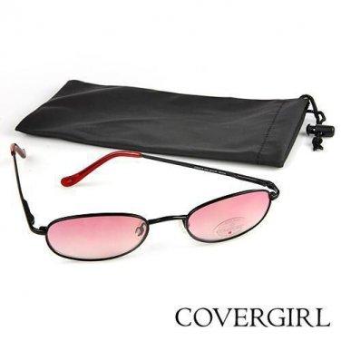 New Ladies Genuine COVER GIRL Sunglasses CG221S Onyx