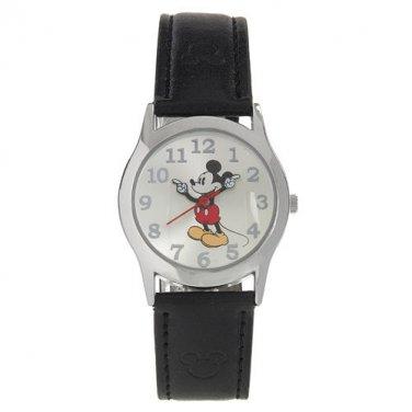New Disney Mickey Mouse Watch Tutone 41640