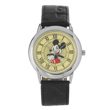 New Disney Mickey Mouse Watch 41600