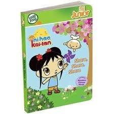 Ni hao, Kai-lan : Share Leapfrog Tag Junior Reader Activity Story Learning Book 2-4 Years