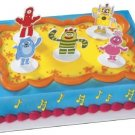 Yo Gabba Gabba Dance Party Cake Decoration Birthday Party Favor Toppers Kit Set DecoPac