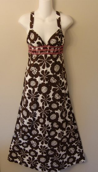 M -Floral Maxi Dress