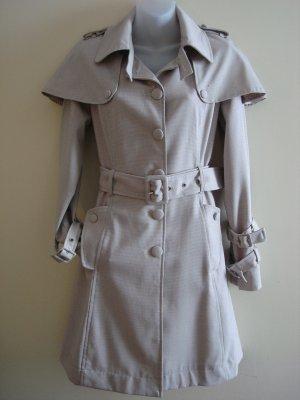 S- C.luce Beige Trench Coat