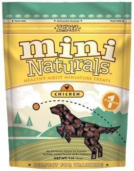 Zukse Minis, Chicken flavor 6 oz.