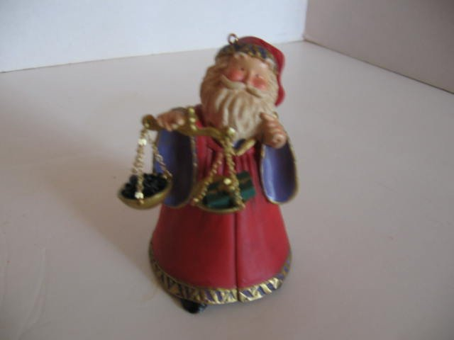 Christmas Xmas Hallmark Keepsake Ornament The Decision 2003