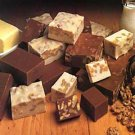 CHOCOLATE RAISIN FUDGE FROM CARIBOUCOLLECTIBLES