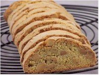 CARIBOUCOLLECTIBLES & EDIBLES COCONUT BISCOTTI