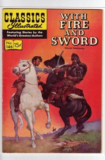 Classics Illustrated #146 HRN 143 Original VF/NM to NM-