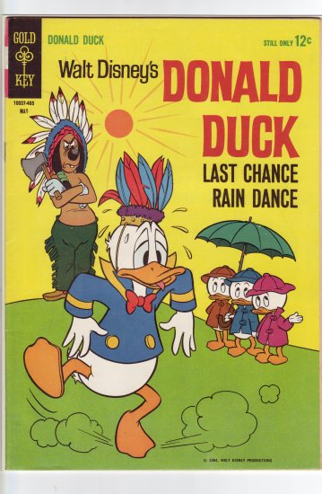 Donald Duck # 94 VF/NM to NM-